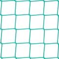 Siatki Opole - Siatki na piłkochwyty 8x8 Siatka na piłkochwyty wykonana z polipropylenu zatrzyma wszystkie pędzące z prędkości światła piłki bez jakiegokolwiek uszkodzenia siatki, jest ona bowiem bardzo elastyczna i sprężysta i zachowuje przy tym odporność na wysokie naprężenia. Wymiary oczek 8 x 8 cm i grubość siatki 5 mm doskonale sprawdzą się na boiskach szkolnych znajdujących się na powietrzu, jak i tych wyodrębnionych na salach gimnastycznych czy halach, orlikach czy stadionach. Polipropylen wytrzyma wszelkie wahania temperaturowe i pogodowe, zachowując należytą jakość przez cały czas użytkowania.