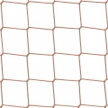 Siatki Opole - Siatka do hodowania ptaków Tania siatka na woliery do hodowli ptaków doskonale sprawdzi się zarówno na profesjonalnych obiektach, jak i przydomowych hodowlach. Trwałość siatki o rozmiarze oczek 5 x 5 cm i grubości siatki 2 mm sprawdzi się nawet przy silnym naprężeniu, zabezpieczy ptactwo przed ucieczką, a także będzie stanowić dodatkową ochronę przed wtargnięciem jakiegoś, dzikiego zwierzęcia. Ze względu na odporność na zmieniające się warunki pogodowe doskonale sprawdzi się także na wystawionych częściowo na zewnątrz wolierach.