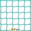 Siatki Opole - Ochronna siatka ze sznurka Siatka ze sznurka polipropylenowego wykonana została techniką bezwęzłową co sprawia, że jest niezmiernie bezpiecznym zabezpieczeniem dla wszystkich uczestników zawodów sportowych. Siatka posiada małe oczko 4,5x4,5cm, które jest dość uniwersalne i pozwala na zatrzymanie większości typów piłek jak i innych lecących przedmiotów. Wykonana ze sznurka o grubości 4mm bez trudu będzie niesamowicie solidnym zabezpieczeniem w większości miejsc, w których na co dzień rozgrywają się zawody sportowe.