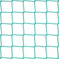 Polipropylenowa siatka na boiska Mocna siatka na boisko wykonana z polipropylenu PP bezwęzłowego, który jest materiałem niezwykle solidnym i mocnym, pozwalającym na bardzo długotrwałe użytkowanie. Siatka posiada oczka 10x10cm co pozwoli zatrzyma większość piłek, a dodatkowo 5mm grubości sznurka również będzie jej sporym atutem. Warto wybrać taką siatkę do wykonania solidnych ogrodzeń na terenie swojego obiektu sportowego. Postaw na profesjonalizm i przekonaj się jak doskonałą siatką jest ten materiał.